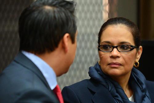 Roxana Baldetti permanece hospitalizada, con lo que ha evitado estar en prisión. (Foto: Archivo/Soy502)