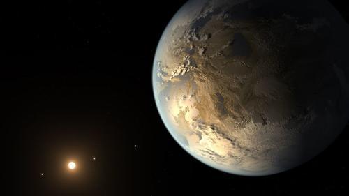 Los planetas extrasolares, o exoplanetas, se convirtieron en objeto de investigación científica en el siglo XX. (Foto: esmateria.com)