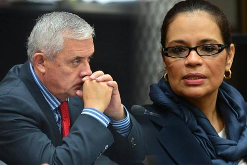 De acuerdo con el relato de Juan Carlos Monzón, Pérez Molina y Baldetti encabezaron todas las negociaciones para concretar la Terminal de Contenedores Quetzal.