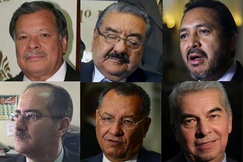 Seis de los últimos siete expresidentes del Congreso han enfrentado procesos penales, uno de ellos ya fue condenado. (Foto: Archivo/Soy502)