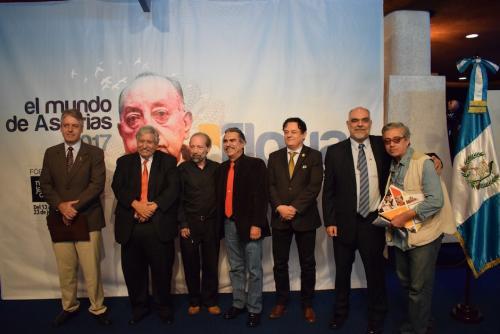 Conferencia de prensa de Filgua 2017. (Foto: Nathaly Arbizú)