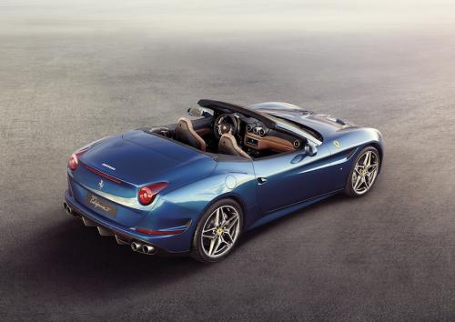 EL Ferrari California T es sinónimo de elegancia. (Foto: MotorPasión)