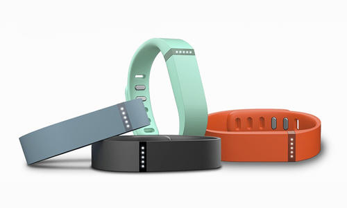 Otra marca de tecnología vestible es Fitbit Flex. Cuál elegir depende del gusto y el presupuesto. (Foto: Appleweblog).