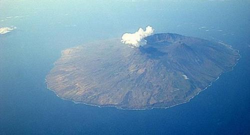 Volcán Fogo ubicado en la isla del mismo nombre en Cabo Verde. (Foto: Google)