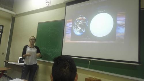 Los estudiantes de Astronomía podrán tener donde realizar grandes proyectos. (Foto: Edgar Castro)