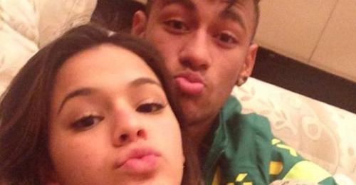 Neymar al igual que Bruna borró todas las fotografías que tenía con la modelo en Instagram.