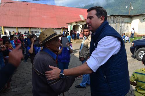 Luis Fernando Pérez no pudo renovar su curul en el Congreso. (Foto: Jesús Alfonso/Spy502)