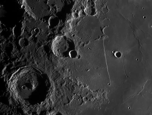 Esta foto de la Luna fue captada por Thierry Legault. (Foto: Cortesía Edgar Castro Bathen)