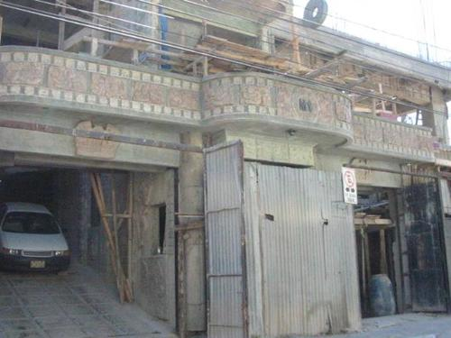 Fotos de la fachada delantera del edificio B'ahlam Kan Nah. (Foto: B'alam Kan Nah oficial)
