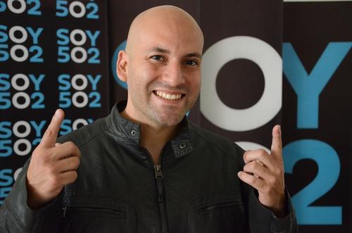 Francis Dávila es una de los mayores exponentes de música electrónica en Guatemala. (Foto: Selene Mejía/Soy502)