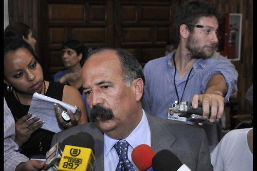 El abogado Francisco Palomo contaba con más de 40 años de experiencia profesional en el área lega. (Foto Archivo/Soy502)