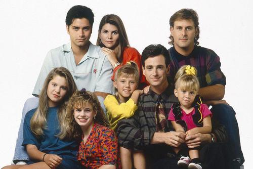 La serie se popularizó en los años 90.