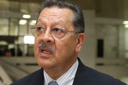 El exmagistrado de la Corte Suprema de Justicia encabeza la lista que Maldonado propondrá al Congreso.  (Foto: deguate.com)