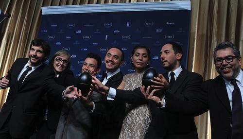 """La Jaula de oro recibió el premio a """"Mejor Largometraje de ficción"""". (Foto: EFE)"""