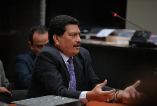 Francisco García Gudiel ha sido defensor de diversos personajes polémicos como José Efraín Ríos Montt. (Foto: Archivp/Soy502)
