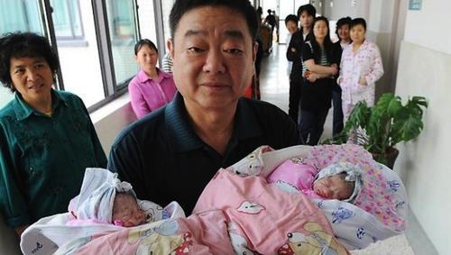 Este no es el único caso en el país asiático, en el año 2010, Chen Lin también dio a luz gemelos. (Foto: El Progreso)