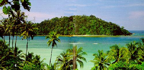 Vista de la isla Gorgonilla. (Foto: Cioh.org.co)