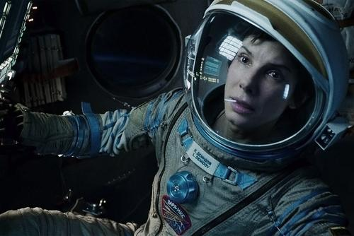 """Gravity"" recaudó millones de dólares en taquilla. (ralphehanson.com)"