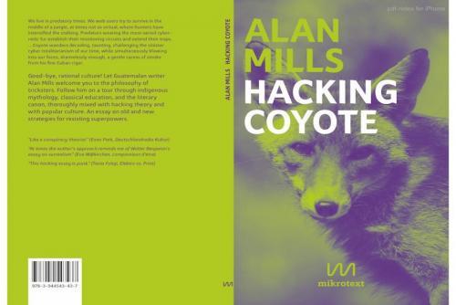 El libro más reciente de Alan Mills (Foto: pbs.twimg)