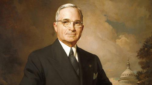 Harry Truman, ha sido el presidente más pobre de la historia de los Estados Unidos. (Imagen: Biography.com)