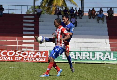 Heredia logró una contundente victoria 4-0 en su cancha. (Foto: Nuestro Diario)
