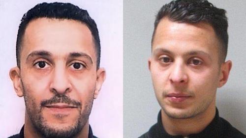 Los hermanos Salah y Brahim Abdeslam, amigos de la infancia de Abrini y autores de los ataques en París. (Foto: France Tv Info)
