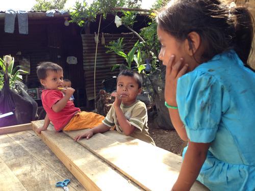 La realidad de las madres guatemaltecas siempre es difícil. (Foto: Goyo Saavedra)