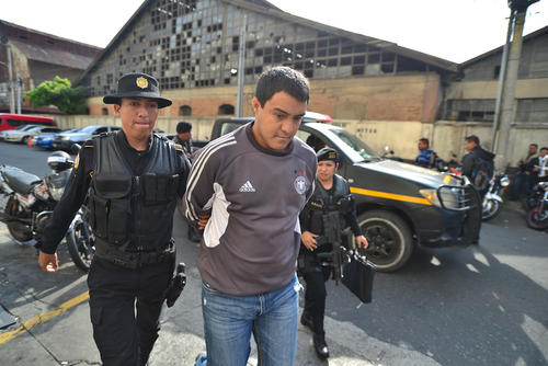 Molina Stalling fue detenido, acusado de corrupción en el IGSS. (Foto: Archivo Soy502)
