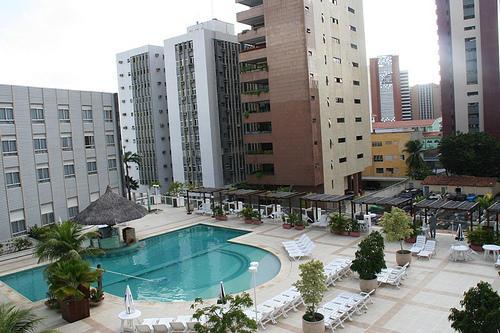 La tarifa hotelera en Brasil ha aumentado considerablemente ya que aquellos que se encuentren cercanos a los estadios podrían costar hasta mil dólares la noche (Foto: Archivo)