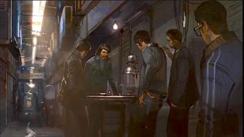 Animaciones en 3D al estilo estilo consola, así como el uso facial y corporal de captura de movimiento.