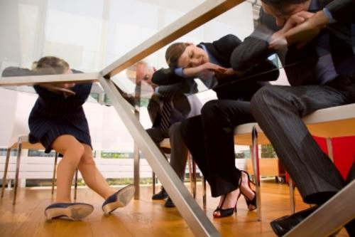 Lo último que quieres es participar en una reunión donde se pierde el tiempo.