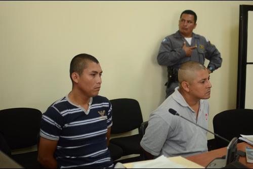 Según el Ministerio Público,  Artemio de Jesús Ramírez y Sergio Waldemar Cardona cobraron Q.25 mil por el asesinato de los periodistas. (Foto: Archivo/Soy502)