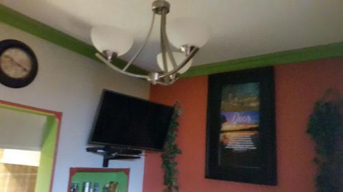 Los reos en Matamoros contaban con televisiones de hasta 52 pulgadas. (Fotografía de la última requisa/MP)