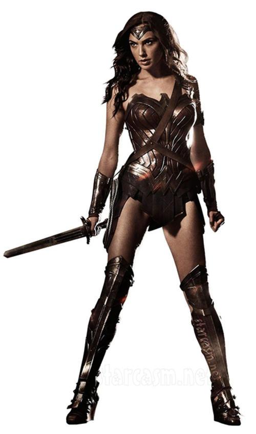 Así luce Gal Gadot interpretando a La Mujer Maravilla. (Imagen: reforma.com)