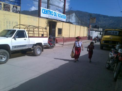 Once Centros de Votación recibirán a los votantes este domingo. (Foto: Edgar López, Nuestro Diario)