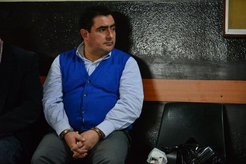 El abogado del Partido Patriota Vernon González espera enfrentar juicio. (Foto: Archivo/Soy502)