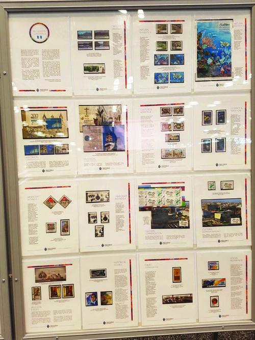 La colección guatemalteca fue bien recibida por los expertos de la filatelia a nivel mundial. (Foto: Dirección General de Correos y Telégrafos)