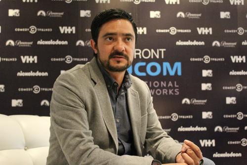 Adrián Peregrino, vicepresidente de Ventas Publicitarias, habló con Soy502 acerca de las novedades televisivas de este año. (Foto: cortesía Viacom)