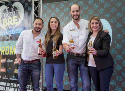 Representantes de Ambev afirmaron que el festival es un evento que nunca antes se había vivido en Guatemala.