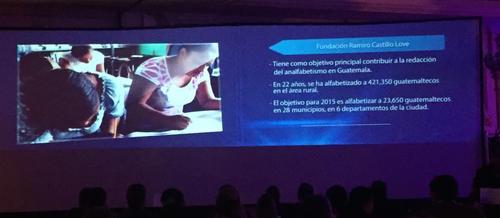 Fundación Ramiro Castillo Love