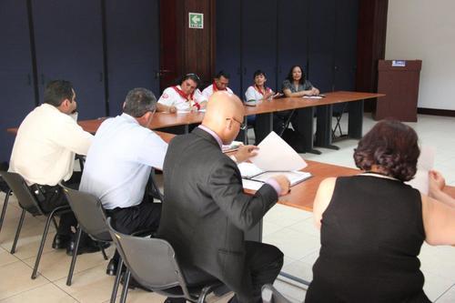 Representantes de Fe y Alegría se han reunido con autoridades del Ministerio de Educación para lograr consensos respecto al aporte de la Cartera. (Foto Mineduc)