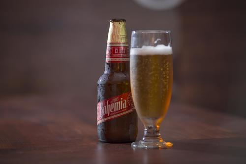 Bohemia Clara, una cerveza premium hace 111 años que forma parte del mercado mexicano. (Foto: George Rojas/Soy502)