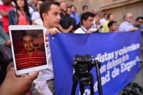 Este 2015, tres periodistas fueron asesinados en Suchitepéquez. (Foto Archivo/Soy502)
