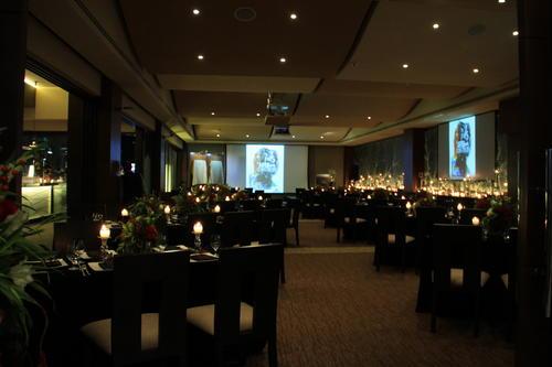 El evento exclusivo se realizó en al restaurante K'abal, ubicado en zona 10. (Foto: Pamela Oliva/Soy502)