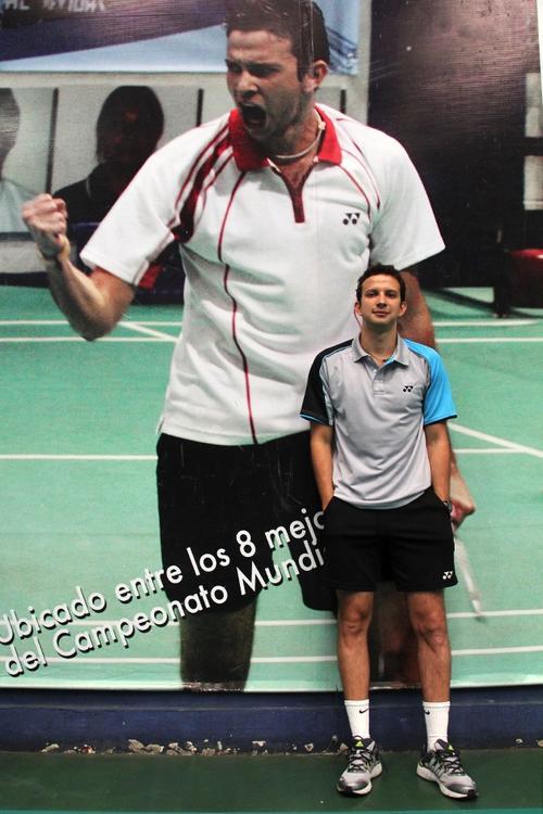 Kevin Cordón está de vuelta y quiere recobrar el nivel y el lugar entre los mejores deportistas del país y del continente. (Foto: Luis Barrios/Soy502)