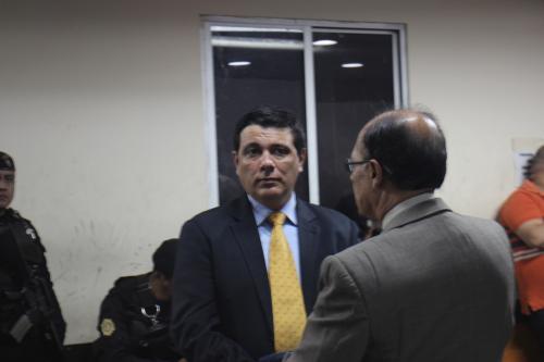 El magistrado Erick Santiago de León, fue capturado en Quiché donde vive actualmente al ser el presidente de la Sala de Apelaciones Regional. (Foto: Alejandro Balán/Soy502)