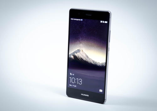 El Huawei P9, además de contar con doble cámara, tiene un diseño fino y especificaciones de alta gama. (Foto: George Rojas/Soy502)