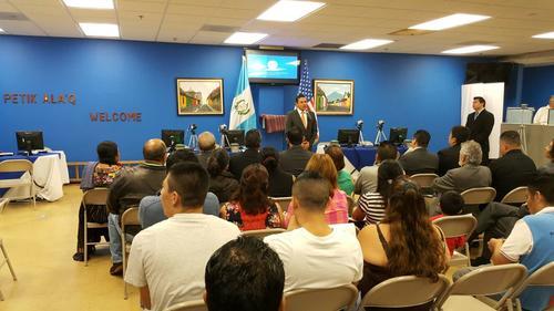 El canciller anunció el nombramiento en el consulado a dos días de que Cuevas termine su servicio. (Foto: Minex)