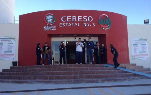 700 reos de el Cereso 3 tendrán un acercamiento con el papa Francisco durante su último día en México. (Foto: eldiariodechihuahua.mx)