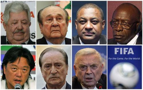 En mayo de este año, varios altos dirigentes de FIFA fueron detenidos en Suiza, a petición de Estados Unidos, que investiga sobornos.